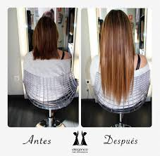 elegance hair extensions consigue un cambio de look de forma rápida y sencilla gracias a