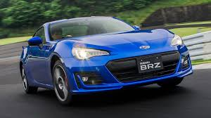 blue subaru 2017 2017 subaru brz first drive photo gallery autoblog