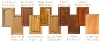 Styles Of Cabinet Doors 19 Cabinet Door Styles Carehouse Info