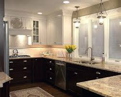 two tone kitchen cabinets trend two tone kitchen cabinets 2018 7 trends two tone kitchen cabinets
