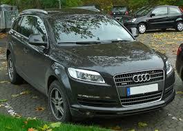 Audi Q7 2007 - file audi q7 3 0 tdi quattro seit 2006 front mj jpg wikimedia