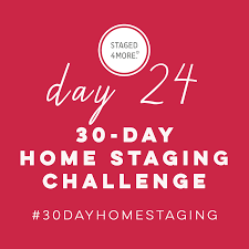 Staging Images by Staging The Garage Day 25 Of 30 Day Home Staging Challenge