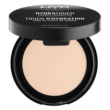 Bedak Nyx hydra touch powder foundation nyx professional makeup