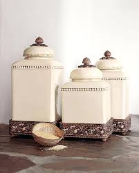 kitchen canister set ceramic kitchen canister sets snaphaven
