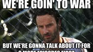 Walking Memes - the 14 most brutally honest the walking dead memes craveonline