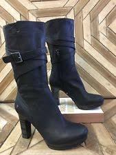 ugg s jardin boot ugg australia s leather us size 8 5 ebay