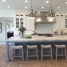 kitchen island with seating for 5 best 25 blue kitchen island ideas on painted island