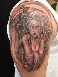 lisa strange strange daze tattoo