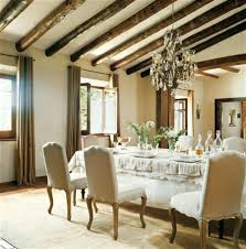 dining room french country decorating ideas chandeliers image