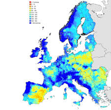 Eu Map Jrc Maps Help Match Water Supply And Demand European Commission