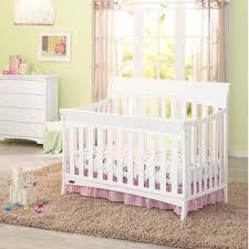Graco Convertible Crib White Graco Graco Rory 5 In 1 Convertible Crib White Baby Baby