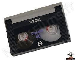 hdv cassette reconnaitre les cassettes vhs video8 digital8 et minidv