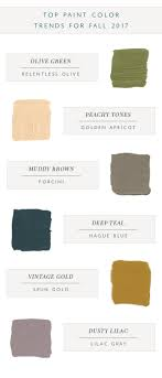 color trend 2017 our favorite paint color trends for fall 2017 coco kelley coco