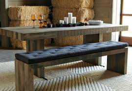 bench excellent rustic dining bench seat striking dining corner