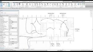 revit mep lesson 19 how to create a electrical wiring youtube