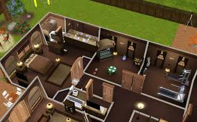 Sims 3 Kitchen Ideas The Sims 3 Home Building And Design Sims Home Ideas Pinterest