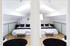 chambre dans comble déco chambre en comble exemples d aménagements