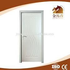 smooth surface wood door flush wood door for toilet buy flush