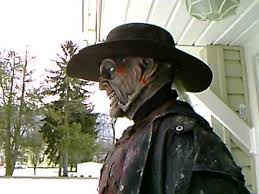 Jason Halloween Costume Party Jeepers Creepers Costume Sized Display Freddy Myers Mask
