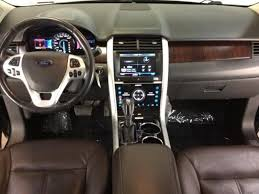 Ford Edge Safety Rating 2013 Ford Edge Limited
