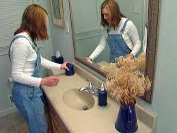 installing bathroom mirrors u2013 diy real
