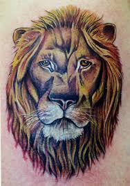 super tatto lion tattoo designs