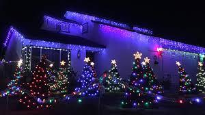 Santee Christmas Lights Incredible Holiday Lights Starlight Circle Nbc 7 San Diego