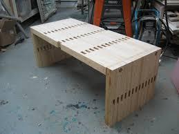 Plywood Coffee Table Plywood Coffee Table No 1 Willers Furniture