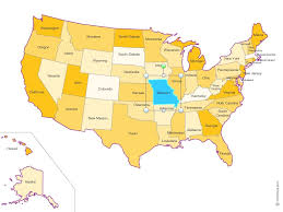 us map states excel maps of united states usa
