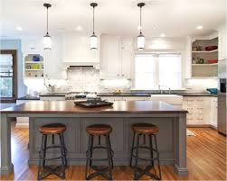 Kitchen Island Ideas Pinterest Kitchen Island Light Height With Lighting And 6 Elevations On