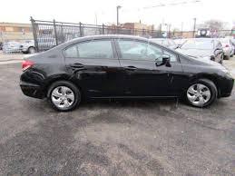 2014 honda civic lx 4dr sedan cvt in chicago il royal car center