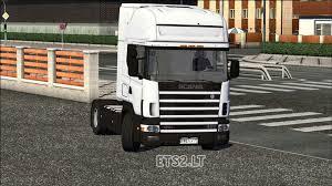 Interior Truck Scania Scania 124l Interior Ets 2 Mods