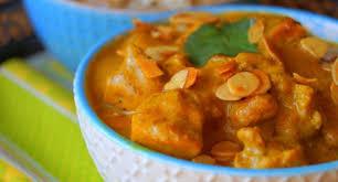 agneau korma cuisine indienne poulet korma recette indienne aux délices du palais