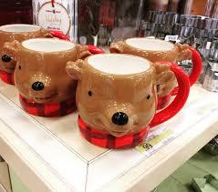 never turn a cupcake target reindeer mugs