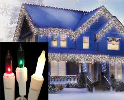 set of 100 red green u0026 frosted clear mini icicle christmas lights