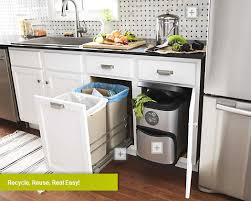 Recycled Kitchen Cabinets Recycle And Compost In Your Kitchen This Winter Coronado