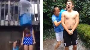 Hilarious Water Challenge Hilarious Challenge 6abc