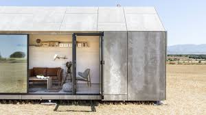 Prefabricated Tiny Homes by Modern Portable Prefab From ábaton