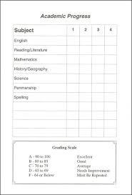 homeschool middle school report card template homeschool report card w bible verse 025265 details rainbow
