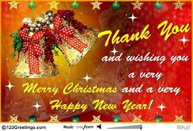 free thank you ecards christmas card thank you messages quotes for all