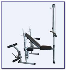 workout bench set with weights bench home decorating ideas