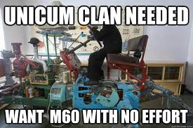 Wot Memes - unicum clan needed want m60 with no effort wot m60 quickmeme