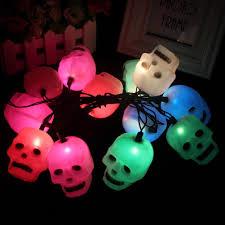 light halloween popular halloween skull lights buy cheap halloween skull lights