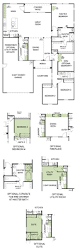 bautista plan 2 model 3 bedroom 2 bath new home in rancho
