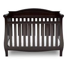 Non Convertible Cribs Delta Children Lancaster 4 In 1 Convertible Crib Target