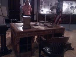 Presidential Desks Presidential Desks The Mckinley Birthplace Museum