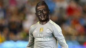 Cristiano Ronaldo Meme - cristiano ronaldo bust statue is a nightmare to look at gq india