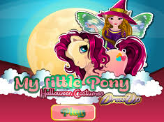 My Little Pony Halloween Costume My Little Pony Games Cute Games Online