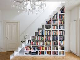 diy staircase bookshelf staircase bookshelf different plans for