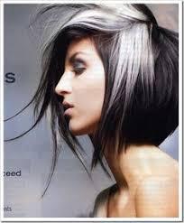 grey streaks in hair black hair with gray streaks the best black hair 2017